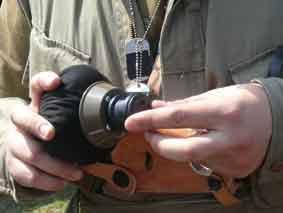 Grenade Gammons 1943