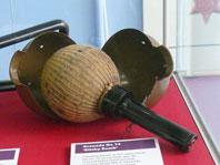 Grenade Type 74 Sticky bomb Bovington