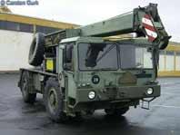 Liebherr Fahrzeugkran leicht  (FKL)