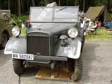 Stoewer R180S lichte Einheits-Pkw - lEpkw
