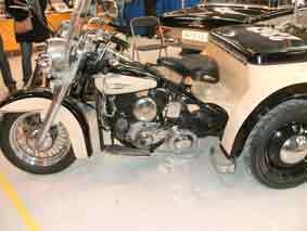 Harley Davidson Servicar Palavas