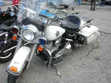 Harley Davidson CHP Revtech88 High Palavas