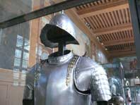 1591 Armure Henri IV Siège Rouen Paris
