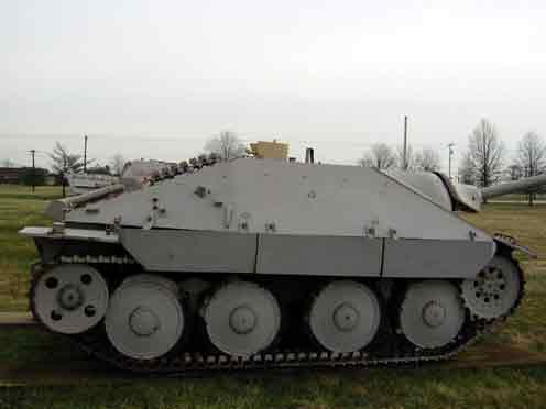 Jagdpanzer 38t SdKfz 138/2 Hetzer Aberdeen(Avant )