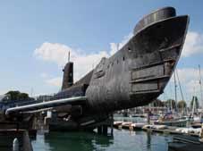 Sous marin HMS Alliance (P417 S/67)