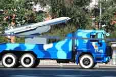 Missile Sol Air HongQi 16 HQ 16 Pékin