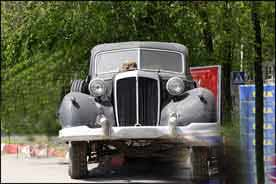 Horch 930 Limousine