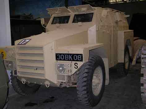 Humber Pig  Mark 1 FV 1610