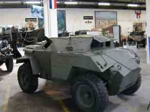 Humber Mark 1 Saumur