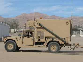 Humvee M1097