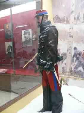 1871 Hussard Année Terrible Saumur