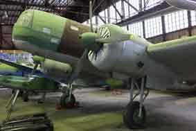 Ilyushin Db-3 Monino
