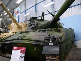 Ikv 91 Infanterikanonvagn 91 Bovington