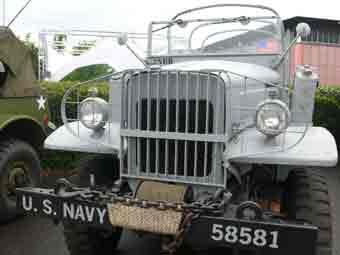 International M-2 4 233 1 ton Cargo Truck