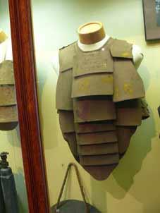 1°GM 1916 Cuirasse Pare eclats type Military