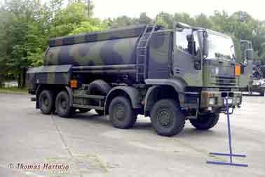 Iveco  340 E42 N Straßentankwagen schwer
