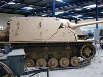 Jagdpanzer IV L70 Zwischenlosung (Saumur)
