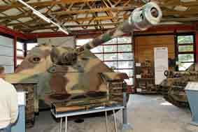 Jagdpanther Mitte Munster