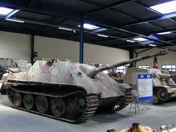 Jagdpanther Frühe Saumur