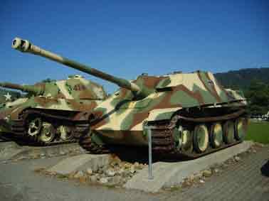 Jagdpanther Späte Thunn