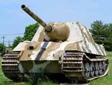 Jagdtiger Sdkfz186 Henschel  Aberdeen