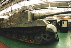 Jagdtiger Sdkfz186 Porsche Bovington