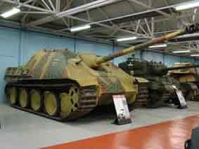 Jagdpanther Späte Bovington