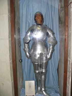 1429 Armure de Jehanne d'Arc Rouen
