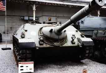 JPK-90 Jagdpanzer Kanone 90mm Bruxelles
