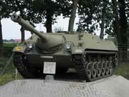 JPK-90 Jagdpanzer Kanone 90mm Prototype Munster