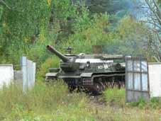 JSU 152  Kubinka Action