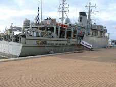Khallisto MSH  (Marine Grecque _Greek Navy)