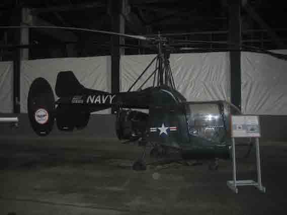 Kaman K-240  HTK-1 Tillamok Orégon