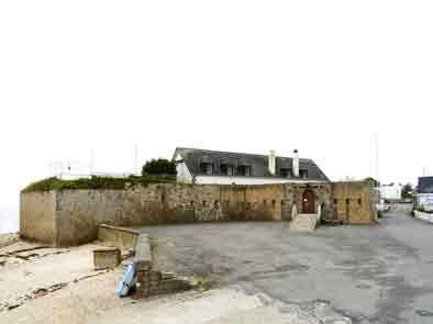 Morbilhan.Lorient Fort de Kernevel