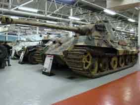 Köningtiger SdKfz 182 (Bovington)
