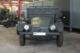 Krupp Protze Kfz.70  L 2 H 43-143 Munster