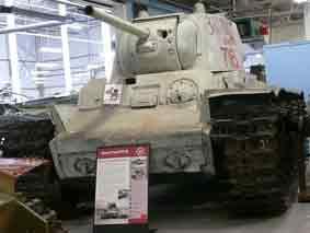 KV 1 B  Bovington