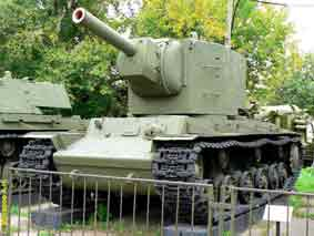 KV 2 Moscou