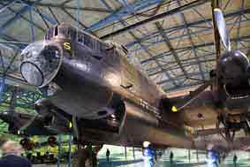 Avro Lancaster Mk I Hendon