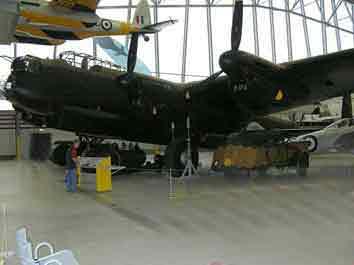 Avro Lancaster Mk X Duxford