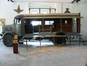 Lancia 3 Ro - Camion Officina (4x2) Rome