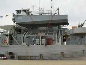 LCVP  Evansville Indiana (LST 325)