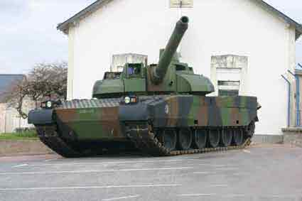 Leclerc TR 2 ( Saumur )