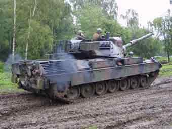 Léopard 1 BE Belgique Mons