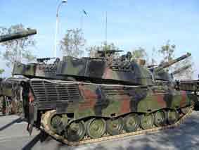 Léopard  1A5 Bundeswher