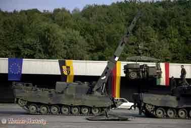 Léopard 2 Bergepanzer 3 Buffel