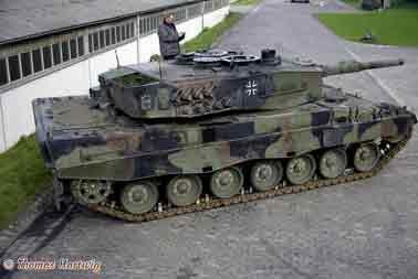 Léopard 2A4  Bundeswehr