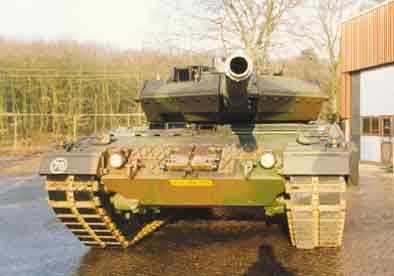 Léopard 2A5 Koninklijke Landmacht