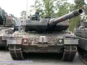 Léopard 2A6 M Bundeswehr
