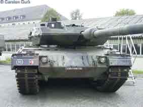 Léopard 2A6  Bundeswehr